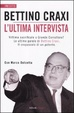 Cover of Bettino Craxi l'ultima intervista