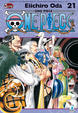 Cover of One Piece - New Edition 21