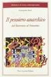Cover of Il pensiero anarchico dal Settecento al Novecento