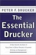 Cover of The Essential Drucker