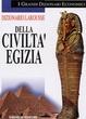 Cover of Dizionario Larousse della Civiltà Egizia