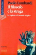 Cover of Il filosofo e la strega