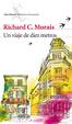 Cover of Un viaje de diez metros