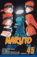 Cover of Naruto 45