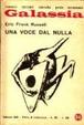 Cover of Una voce dal nulla