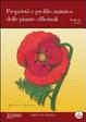 Cover of Proprietà e profilo animico delle piante officinali