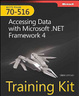 Cover of MCTS Self-Paced Training Kit (Exam 70-516)
