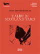 Cover of L'alibi di Scotland Yard