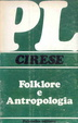 Cover of Folklore e antropologia