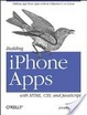 Cover of Building IPhone Apps with HTML, CSS, and JavaScript