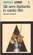 Cover of Gli anni Settanta in cento film