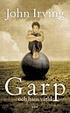Cover of Garp och hans värld