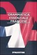 Cover of Grammatica essenziale francese