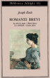 Cover of Romanzi brevi