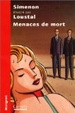 Cover of Menaces de mort