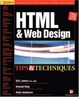 Cover of HTML and Web Design