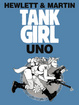 Cover of Tank Girl: Uno