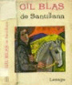 Cover of Gil Blas de Santillana