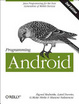 Cover of Programming Android