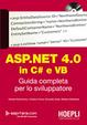 Cover of ASP.NET 4.0 in C# e VB.