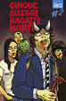 Cover of Cinque allegri ragazzi morti #2