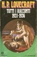Cover of Tutti i racconti (1931-1936)