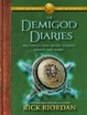 Cover of The Heroes of Olympus: The Demigod Diaries