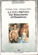 Cover of La vita privata