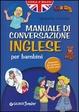 Cover of Manuale di conversazione inglese per bambini