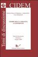 Cover of Teorie della crescita a confronto