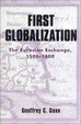 Cover of First Globalization