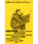 Cover of Volpone
