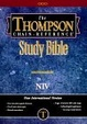 Cover of The Thompson Chain-Reference Study Bible