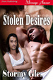 Cover of Stolen Desires [Tri-Omega Mates 4]
