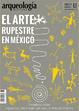 Cover of El arte rupestre en México