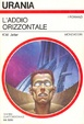 Cover of L'addio orizzontale