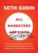 Cover of All Marketers Are Liars