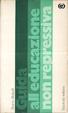 Cover of Guida all'educazione non repressiva