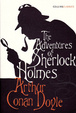 Cover of Adventures of Sherlock Holmes