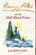 Cover of Harry Potter Half Blood Prince