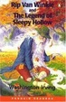 Cover of Rip Van Winkle and the Legend of Sleepy Hollow