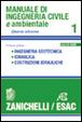 Cover of Manuale di ingegneria civile. Vol. 3: Strade e aeroporti. Ferrovie. Urbanistica. Caratteri degli edifici. Impianti. Cantiere. Estimo.