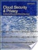 Cover of Cloud Security and Privacy