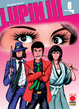 Cover of Lupin III vol. 8