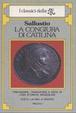 Cover of La congiura di Catilina