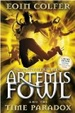 Cover of Artemis Fowl and the Time Paradox