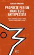Cover of Proposte per un manifesto antispecista