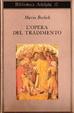 Cover of L'opera del tradimento