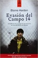 Cover of Evasión del campo 14