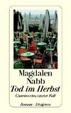 Cover of Tod im Herbst